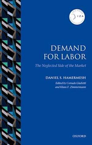 Bog, hardback Demand for Labor af Daniel S. Hamermesh