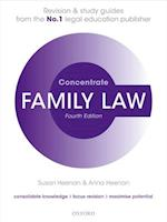 Family Law Concentrate (Concentrate)