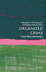 Organized Crime: A Very Short Introduction (VERY SHORT INTRODUCTIONS)