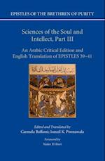 Sciences of the Soul and Intellect (Epistles of the Brethren of Purity)