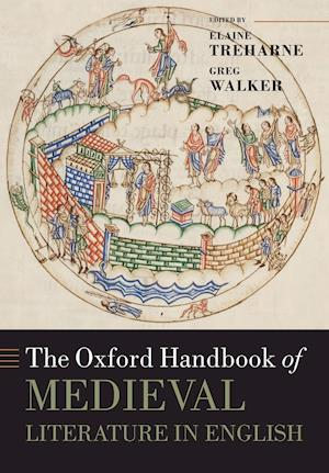 Bog, paperback The Oxford Handbook of Medieval Literature in English