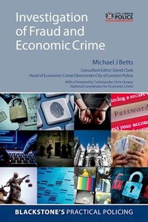 Bog, paperback Investigation of Fraud and Economic Crime af Head of Training Delivery Economic Crime Academy Michael J Betts