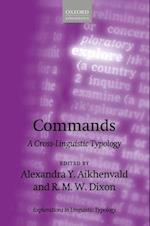 Commands (Explorations in Linguistic Typology)