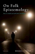 On Folk Epistemology