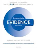 Evidence Concentrate (Concentrate)