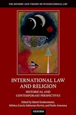 International Law and Religion (History and Theory of International Law)