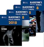 Blackstone's Police Manuals 2018