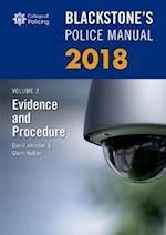 Blackstone's Police Manual Volume 2: Evidence and Procedure 2018 (Blackstone's Police Manuals)