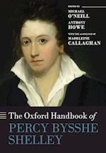The Oxford Handbook of Percy Bysshe Shelley (Oxford Handbooks)
