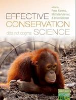 Effective Conservation Science