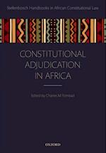 Constitutional Adjudication in Africa (Stellenbosch Handbooks in African Constitutional Law)