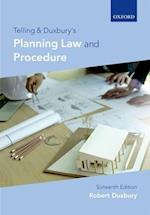 Telling & Duxbury's Planning Law and Procedure