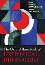 The Oxford Handbook of Historical Phonology (Oxford Handbooks)