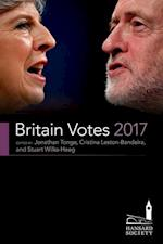 Britain Votes 2017 (Hansard Society Series in Politics And Government)