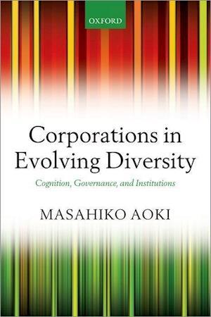 Corporations in Evolving Diversity