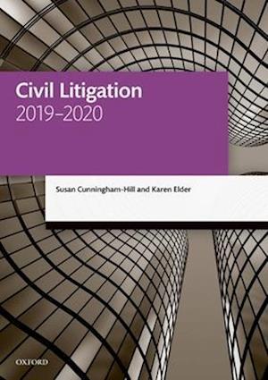 Civil Litigation 2019-2020