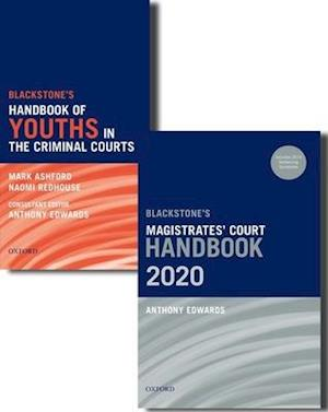Blackstone's Magistrates' Court Handbook 2020 and Blackstone's Youths in the Criminal Courts (October 2018 Edition) Pack