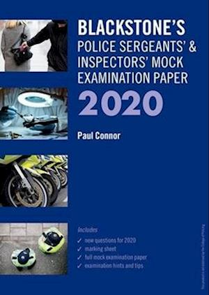 Sergeants' and Inspectors' Mock Exam 2020