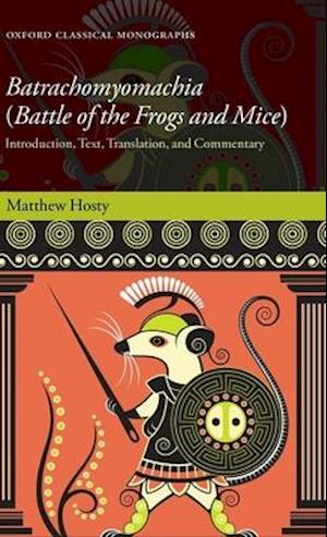 Batrachomyomachia (Battle of the Frogs and Mice)