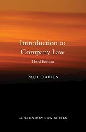 Introduction to Company Law