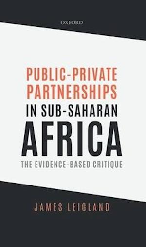 Public-Private Partnerships in Sub-Saharan Africa
