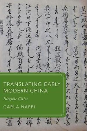 Translating Early Modern China