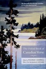 The Oxford Book of Canadian Verse af Wilfred Campbell