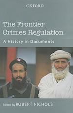 The Frontier Crimes Regulation af Robert Nichols
