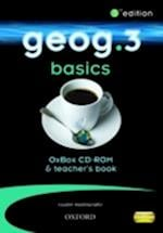 Geog.3 Basics OxBox CD-ROM & Teacher's Book