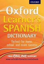 Oxford Learner's Spanish Dictionary af Rollin