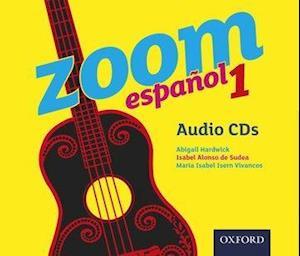 Zoom espanol 1 Audio CDs