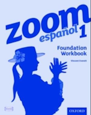 Zoom espanol 1 Foundation Workbook (8 Pack)