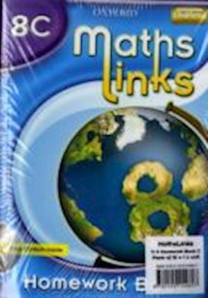 MathsLinks: 2: Y8 Homework Book C Pack of 15