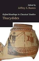 Thucydides (Oxford Readings in Classical Studies Hardcover)