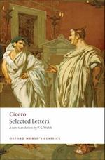 Selected Letters af Cicero, P G Walsh