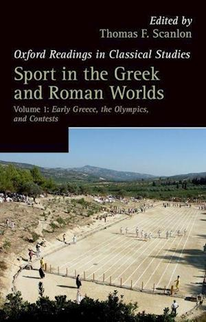 Sport in the Greek and Roman Worlds: Volume 1