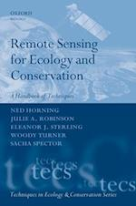 Remote Sensing for Ecology and Conservation (Techniques in Ecology & Conservation)
