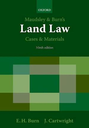 Maudsley & Burn's Land Law Cases and Materials