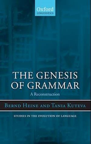 The Genesis of Grammar