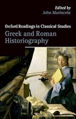 Greek and Roman Historiography af John M Marincola