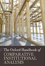 The Oxford Handbook of Comparative Institutional Analysis (Oxford Handbooks)