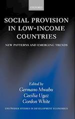 Social Provision in Low-Income Countries (Wider Studies in Development Economics)