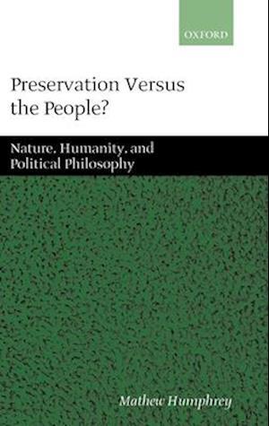 Preservation Versus the People?