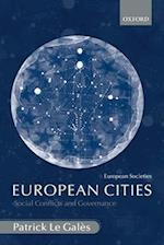European Cities af Patrick Le Gales, Patrick Le Gal's