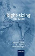 Rightsizing the State