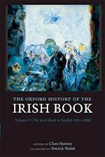 The Oxford History of the Irish Book, Volume V (History of the Irish Book)