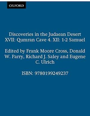 Discoveries in the Judaean Desert XVII: Qumran Cave 4. XII
