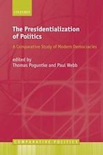 The Presidentialization of Politics (Comparative Politics Hardcover)