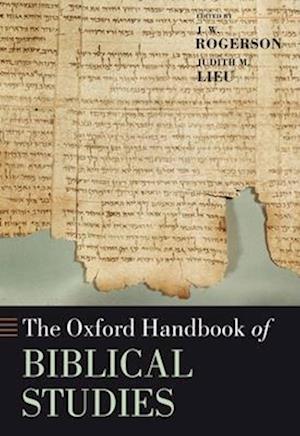 The Oxford Handbook of Biblical Studies