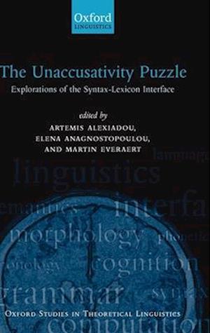 The Unaccusativity Puzzle